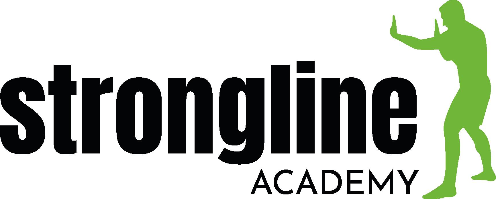 Logo Selbstverteidigung - Strongline Academy